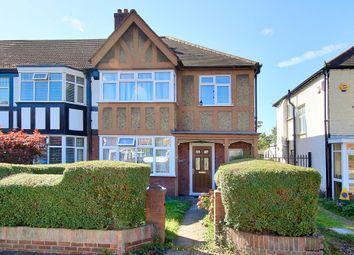 Thumbnail 3 bed semi-detached house for sale in Springfield Avenue, London