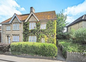 Thumbnail 3 bed semi-detached house for sale in Curzon Street, Calne