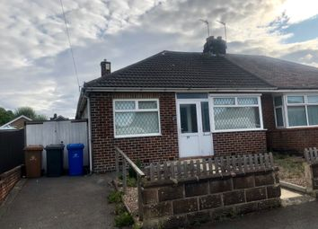 Thumbnail 2 bed semi-detached bungalow for sale in Gurney Avenue, Sunnyhill, Derby