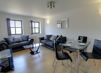 Thumbnail 1 bed flat to rent in Frobisher House, Westgate, Peterborough