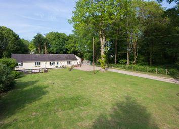 Thumbnail 4 bed detached bungalow for sale in Hornash Lane, Shadoxhurst, Ashford