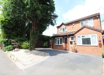 Thumbnail 5 bed detached house for sale in Vicarage Lane, Ash Green, Coventry
