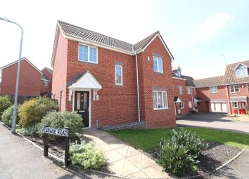 Thumbnail 3 bed link-detached house for sale in Vicarage Road, Rushden