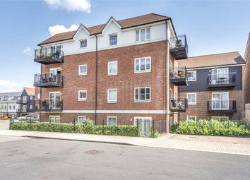 Thumbnail 1 bed flat to rent in Yarrow Court, Campion Square, Dunton Green, Sevenoaks Kent