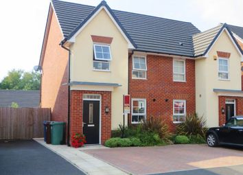 Thumbnail 3 bed semi-detached house for sale in Rayleigh Close, Radcliffe