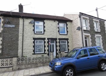 Thumbnail 2 bed terraced house to rent in Hendrefadog Street, Tylorstown, Ferndale