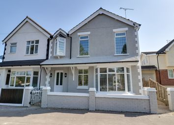 Thumbnail 5 bed semi-detached house for sale in Kiln Road, Benfleet