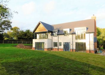 Thumbnail 4 bed detached house for sale in Deanshill Close, Stafford
