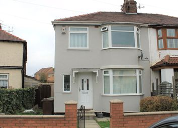 Thumbnail 3 bed semi-detached house to rent in Kier Hardie Avenue, Bootle