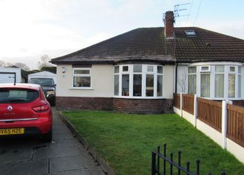 Thumbnail 1 bed bungalow for sale in Kelby Avenue, Wythenshawe, Manchester