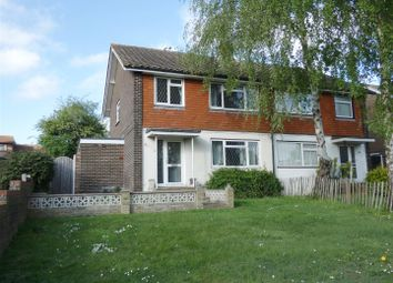 Thumbnail 3 bed semi-detached house to rent in Spring Lane, Canterbury