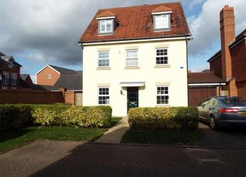 Thumbnail 5 bedroom detached house for sale in Brampton Close, Weston, Crewe, Cheshire