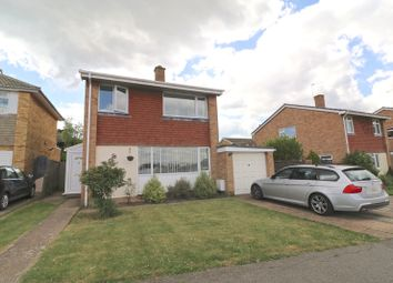 Thumbnail 3 bed detached house for sale in Anderida Road, Eastbourne