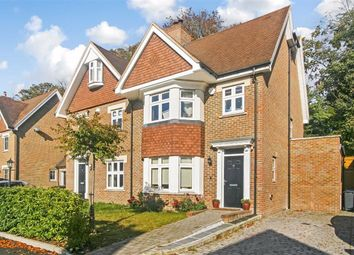 Thumbnail Semi-detached house for sale in Oscar Close, Purley, Surrey