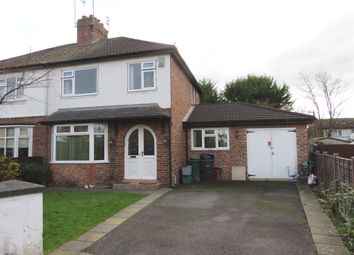 Thumbnail 3 bed semi-detached house for sale in Henley Road, Chester