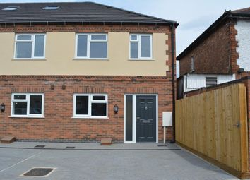Thumbnail 3 bed end terrace house for sale in Thoresby Street, North Evington, Leicester