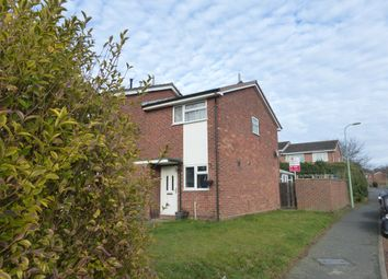 Thumbnail 2 bedroom end terrace house for sale in Kempson Drive, Great Cornard, Sudbury