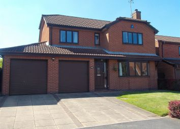 Thumbnail 4 bed detached house for sale in Springfield Avenue, Sandiacre, Nottingham