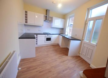Thumbnail 3 bed terraced house for sale in Weeton Road, Wesham, Preston