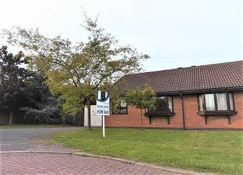 Thumbnail 2 bed bungalow for sale in Leysmill Close, Hinckley
