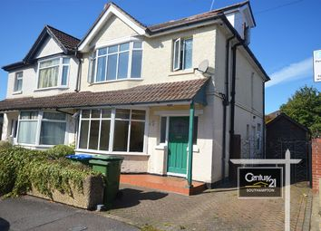 Thumbnail 4 bed semi-detached house to rent in Upper Shaftesbury Avenue, Southampton