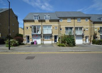 Thumbnail 4 bedroom terraced house for sale in Napier Avenue, London