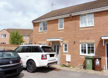 Thumbnail 3 bed end terrace house for sale in Goodwood Close, Corby