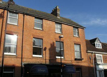 Thumbnail 1 bedroom flat to rent in Market Place, Sturminster Newton