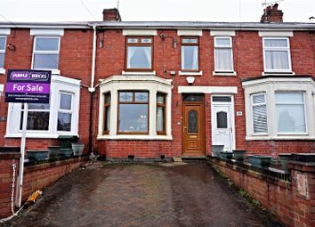 Thumbnail 2 bedroom terraced house for sale in Crosbie Road, Coventry