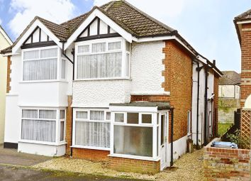 Thumbnail 2 bed semi-detached house for sale in Hill Crest Road, Poole BH12.