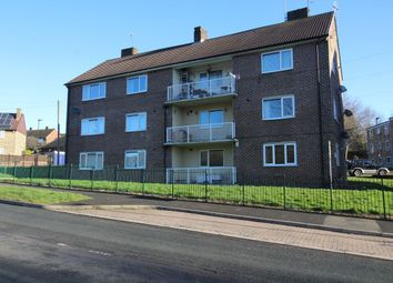 Thumbnail 2 bed flat for sale in School Road, High Green, Sheffield