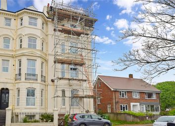 Thumbnail 2 bedroom flat for sale in Priory Gardens, Folkestone, Kent