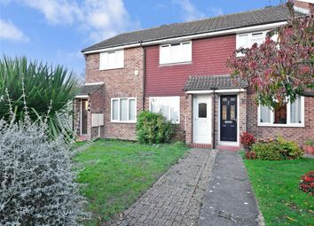 Thumbnail 2 bed terraced house for sale in Tudor Walk, Leatherhead, Surrey