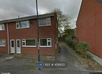 Thumbnail 2 bed flat to rent in Stafford House, Allenton, Derby