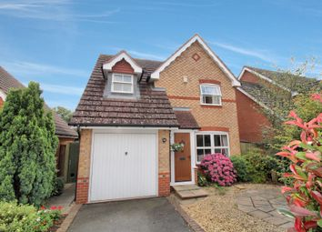 Thumbnail 3 bed detached house for sale in Tabberer Close, Oakham