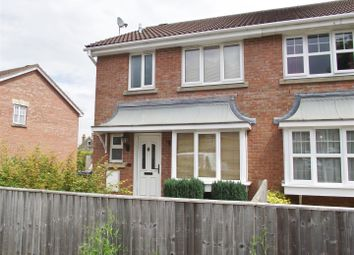 Thumbnail 3 bedroom semi-detached house for sale in Thomas Court, London Road, Calne