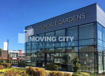 Thumbnail 1 bed flat for sale in Colindale Gardens, Reverence House, Colindale