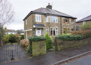 Thumbnail 3 bed semi-detached house for sale in Beechwood Road, Holmfield, Halifax