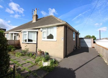 Thumbnail 2 bedroom semi-detached bungalow for sale in Lulworth Crescent, Leeds