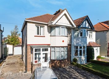 Thumbnail 3 bed semi-detached house for sale in Colborne Way, Worcester Park