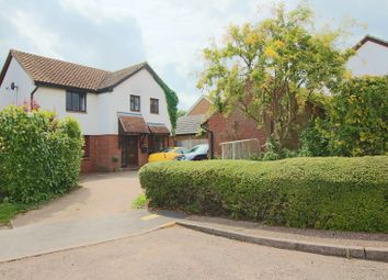Thumbnail 4 bed detached house for sale in Millson Bank, Chelmer Village, Chelmsford