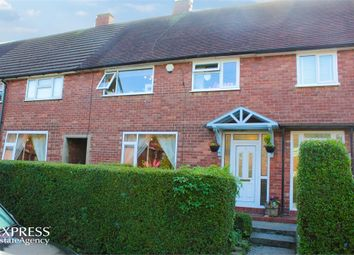 Thumbnail 3 bed terraced house for sale in Cranford Road, Wilmslow, Cheshire