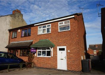 Thumbnail 3 bed semi-detached house for sale in Albert Street, South Normanton
