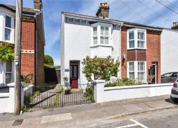 Thumbnail 3 bed semi-detached house for sale in Grove Road, Chichester, West Sussex
