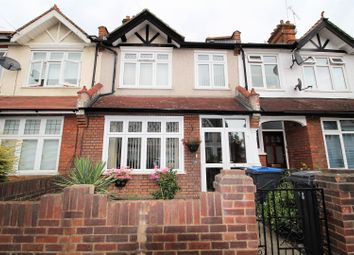Thumbnail 3 bed terraced house for sale in Blagdon Road, New Malden