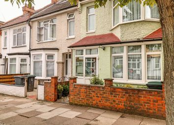 Thumbnail 3 bed terraced house for sale in Solway Road, London