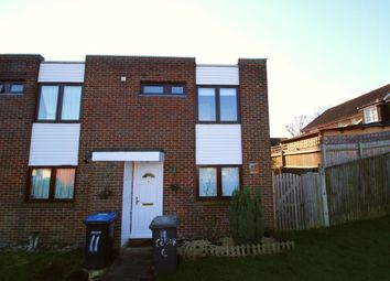 Thumbnail 3 bed terraced house to rent in Tringham Close, Ottershaw, Chertsey