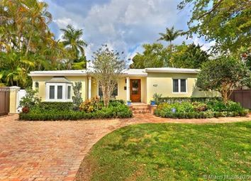 Thumbnail Property for sale in 4021 Woodridge Rd, Coconut Grove, Florida, United States Of America