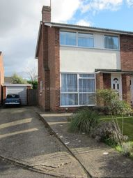 Thumbnail 3 bed semi-detached house for sale in Gwynne Close, Tilehurst, Reading
