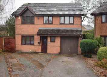Thumbnail 4 bed detached house for sale in Dale Close, Hucknall, Nottingham